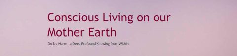 Normal Living Together on Earth in Communion with Mother NatureWe ARE the Value - Nothing outside US is